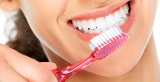 Brush and Floss Regularly