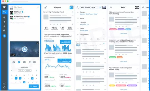 How to make use of the new TweetDeck Redesign