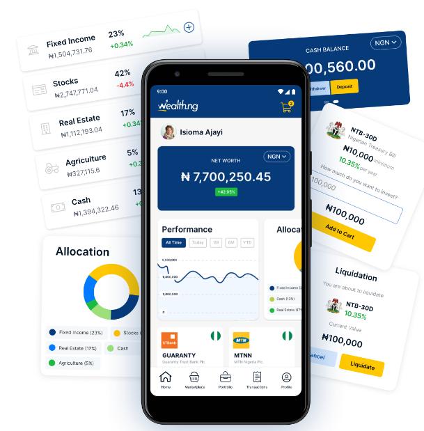 Wealth.ng app Review