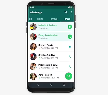 WhatsApp Now permits you to Join Group Calls