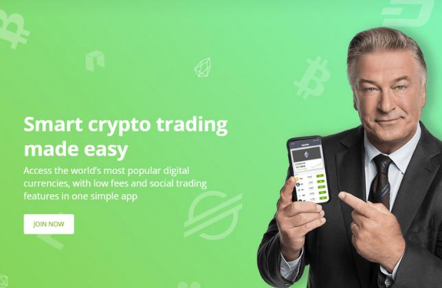 eToro Trading Account Review