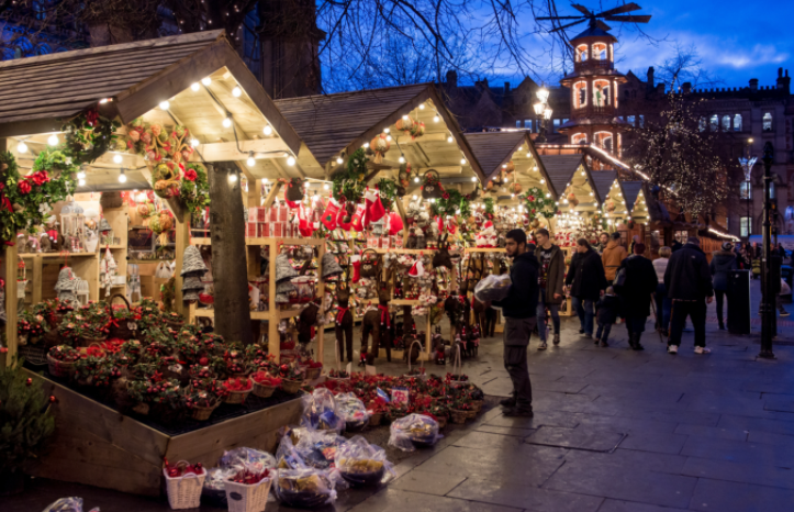 10 Best Christmas Markets in London 2021 Now