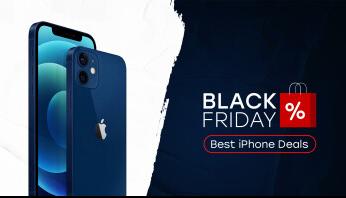 iPhone Sale on Black Friday 2021